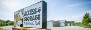 Access Storage Now Buffalo Flat Storage Facility