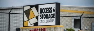 Access Storage Now Self Storage Facility on St. Charles