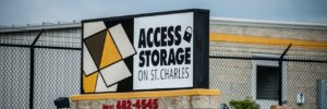 Access Storage Now on St. Charles