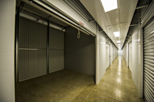 Clean Indoor Storage from Access Storage Now