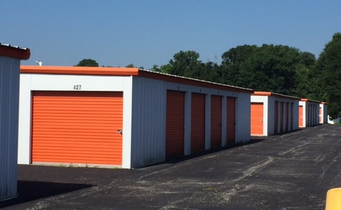 Self Storage Facility Access Storage Now Southern IN