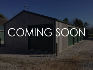 Storage Facility Birdseye Coming Soon