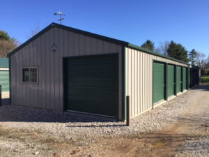 Storage Units in Birdseye